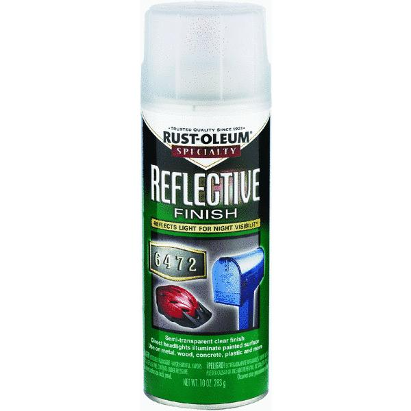 Rust-Oleum Reflective Finish Spray Paint