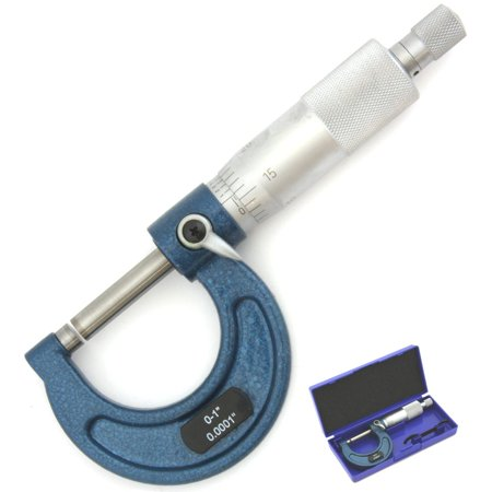 Anytime Tools Micrometer 0-1