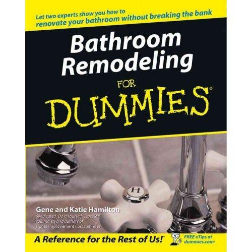 Bathroom Remodeling for Dummies