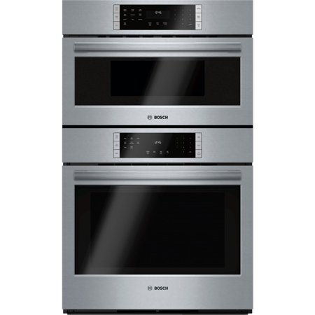 bosch hbl87m52uc 30 inch wide 4.6 cu. ft. electric built-in combination oven