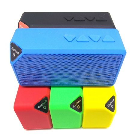 Water Cube X3 Wireless Speaker Outdoor Small Mini Portable Subwoofer - image 3 of 7