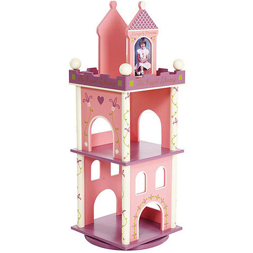 Levels of Discovery Princess Revolving Bookcase by Generic
