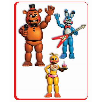 Five Nights At Freddy's Character Cutouts: Freddy 20