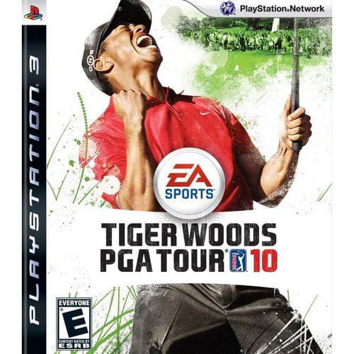 Tiger Woods PGA Tour 10 (Playstation 3) by Electronic Arts Tiburon