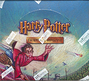 Harry Potter TCG - Quidditch Cup - Booster Box