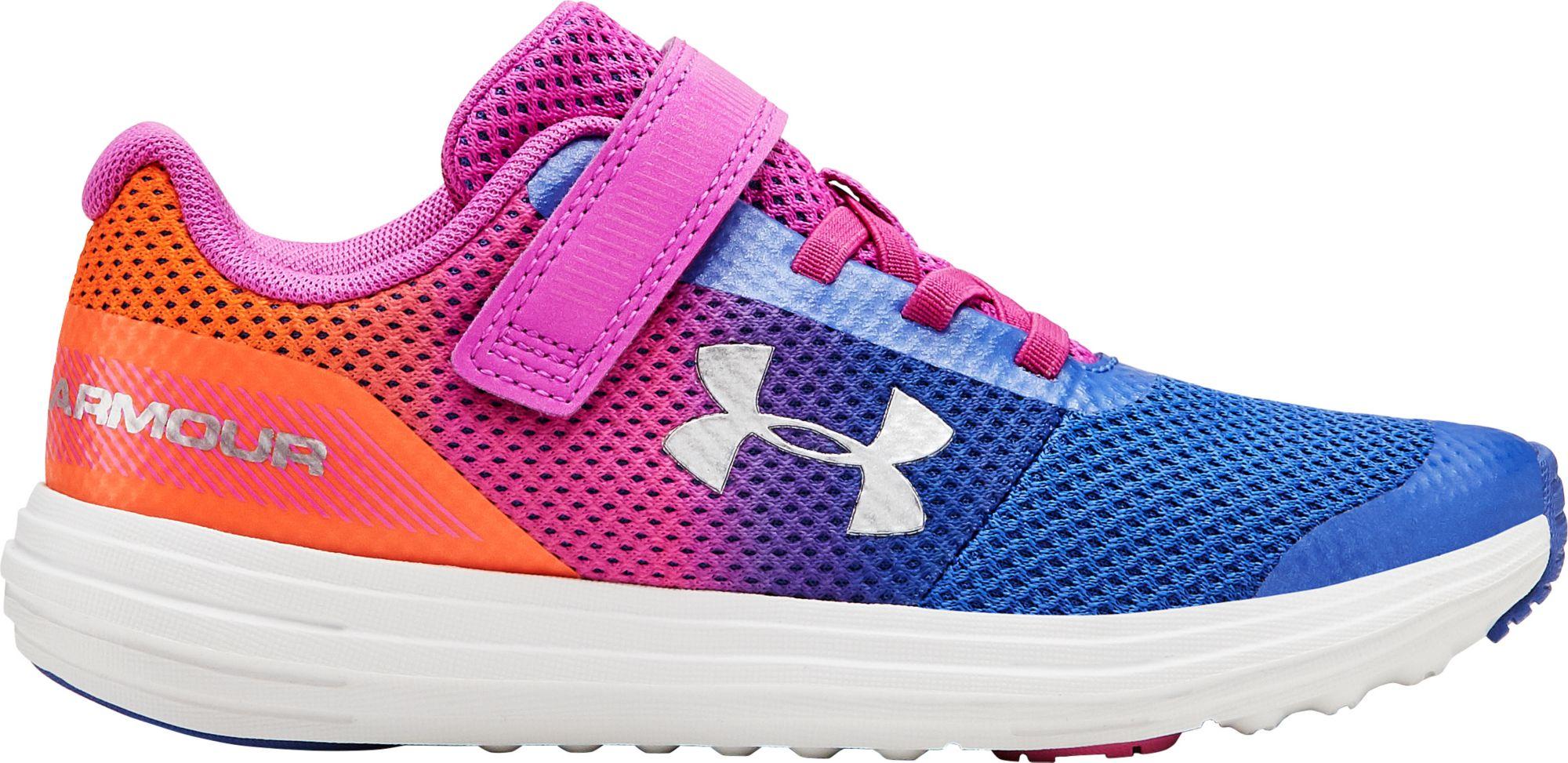 Under Armour Kids Pre School Essential Sneaker