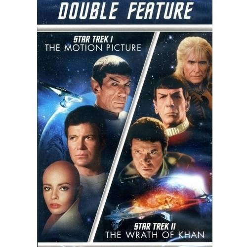 Star Trek Double Feature: I - The Motion Picture / II - The Wrath Of Khan