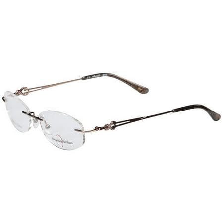 f31dc2144e Naturally Rimless Eyeglasses For Women