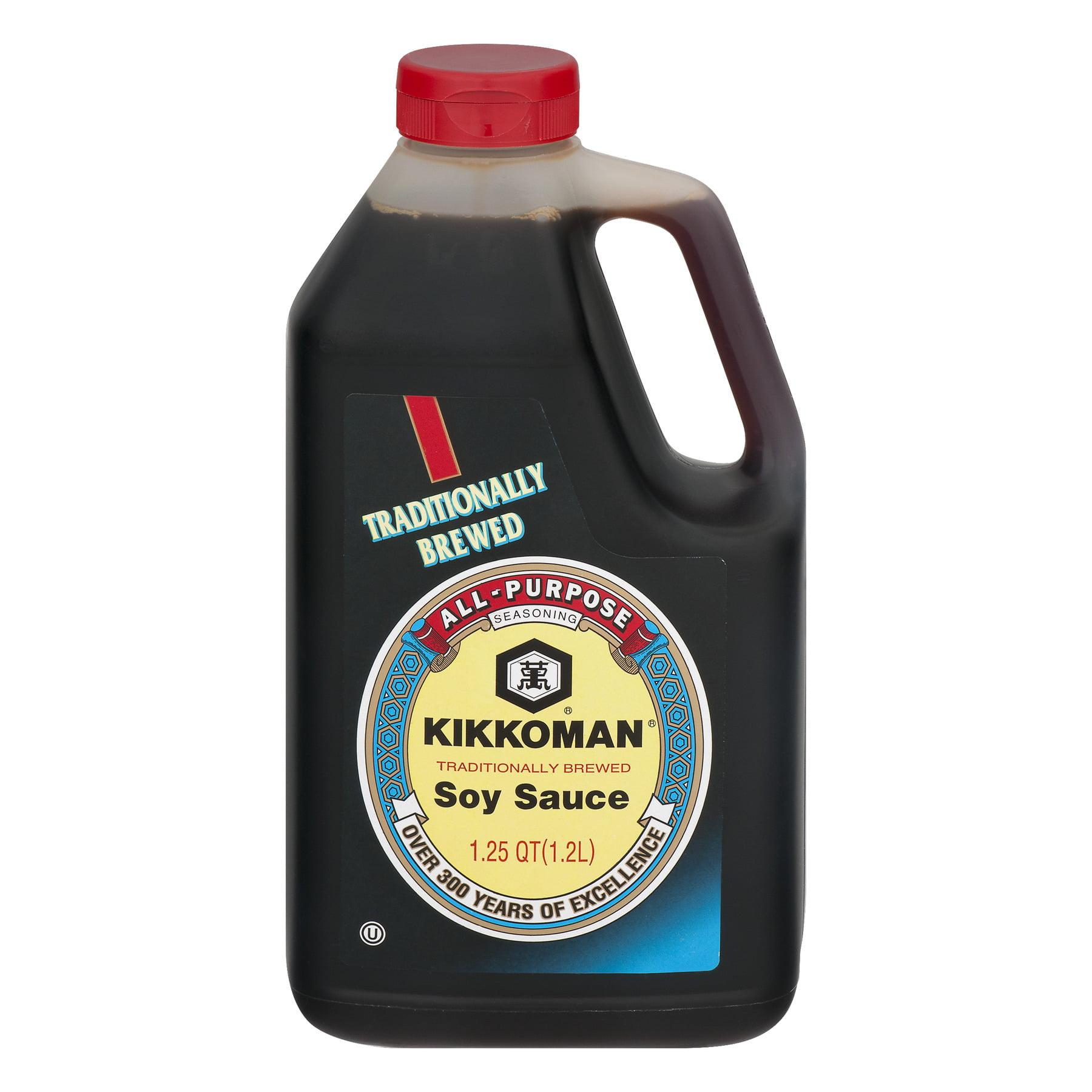 Kikkoman Soy Sauce, 1.25 QT
