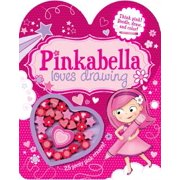 Pinkabella Loves Drawing Book,  Kids Books by Sellers Publishing Inc