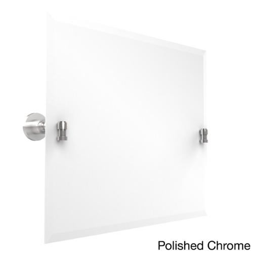 Allied Brass Wasington Square Collection Framless Rectangular LandscapeTilt Wall Mirror with Beveled Edge by Overstock