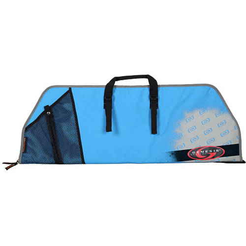 Easton Genesis 4014 Bow Case, Blue, Fitted