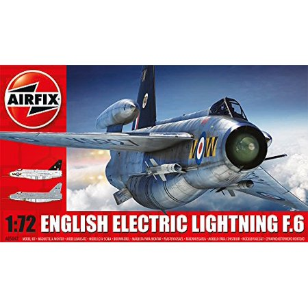 Airfix 1:72 English Electric Lightning F.6 Kit () - image 1 of 1