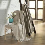 Amrapur Overseas Inc. Picasso Throw Blanket (Set of 2)