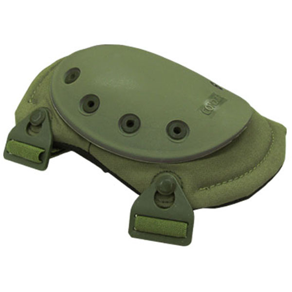 Condor KP2 Tactical Density Foam Padding Knee Pads - OD Green