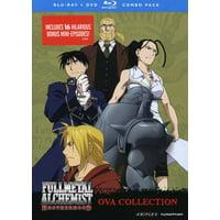 Fullmetal Alchemist Brotherhood Ova Collection (Blu-ray)