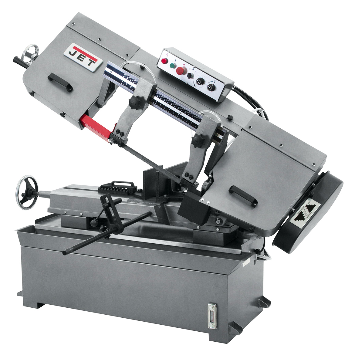 Jet 414473 HSB-1018W, 10 in. x 18 in. 2 HP 1-Phase Horizontal Band Saw