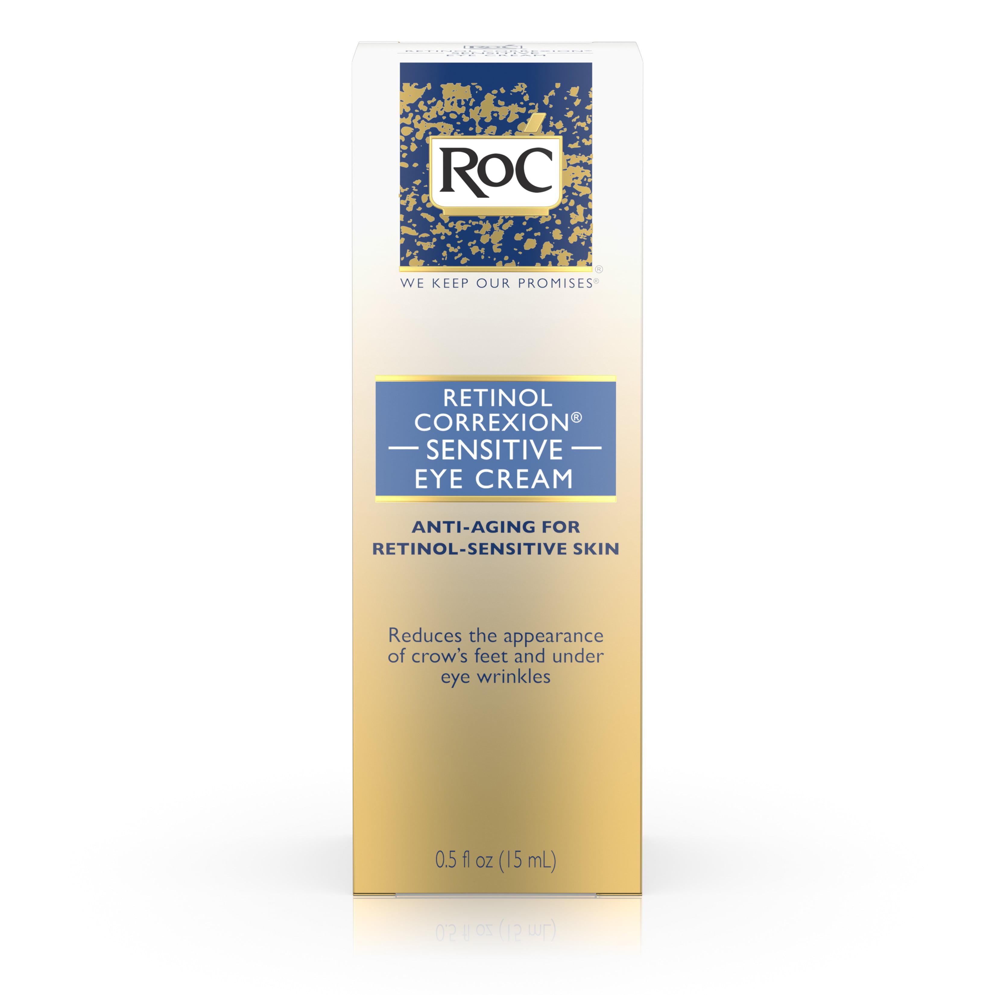 Roc retinol sensitive