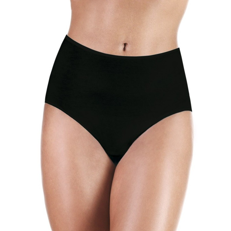 PROTECHDRY Washable Incontinence Cotton Underwear for Women Maxi Pant with Absorbent Area