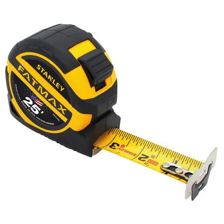 STANLEY FatMax FMHT33502S 25' Premium Tape Measure