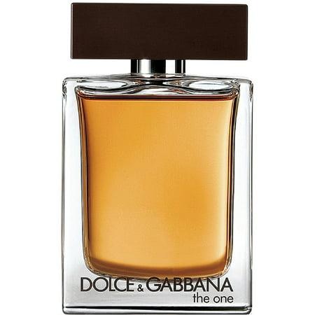 Dolce & Gabbana The One Eau de Toilette Spray for Men 1.60 oz - Gabbana Mens Leather