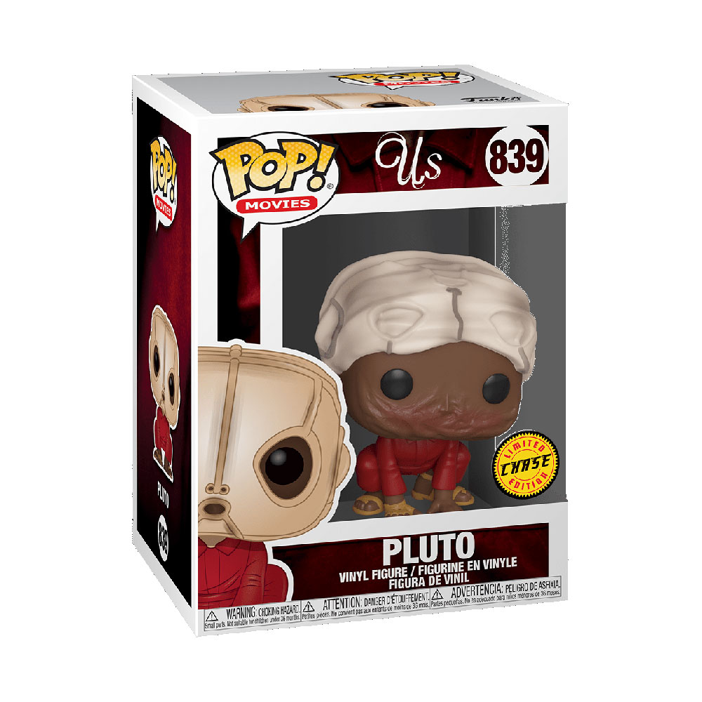 Pop protector Pluto Vinyl Figure New Funko Pop Movies: 839 Us