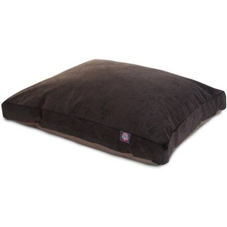 Majestic Pet Villa Collection Large Rectangle Pet Bed Removable Cover