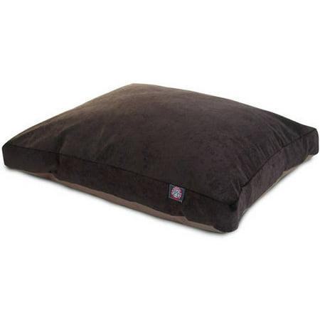 majestic pet villa collection large rectangle pet bed removable cover. Black Bedroom Furniture Sets. Home Design Ideas