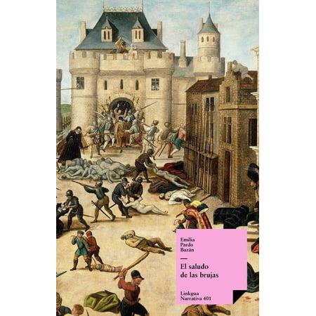 El saludo de las brujas - eBook (Trajes De Brujas De Halloween)