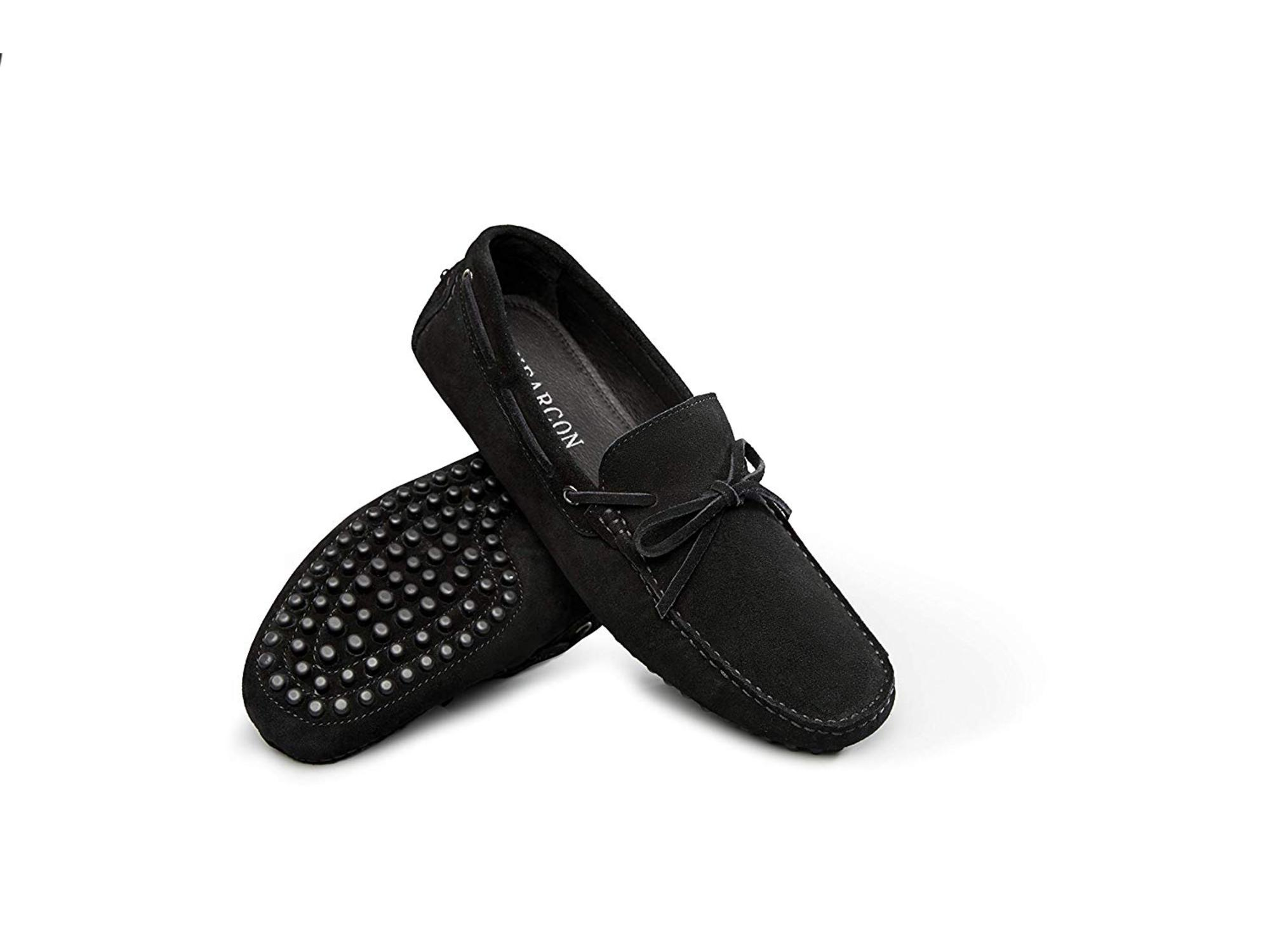 Leather Boat Shoes Loafers