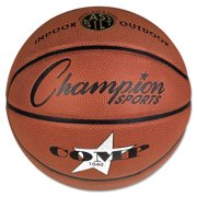 Champion Sports Composite Basketball, Official Junior, 27.75\ by CHAMPION SPORT