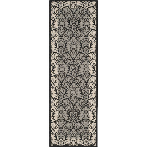 Safavieh Courtyard Dani Power-Loomed Indoor/Outdoor Area Rug or Runner