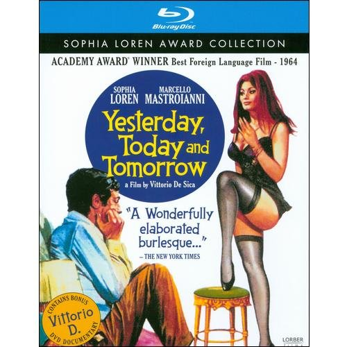 Yesterday, Today And Tomorrow (Blu-ray) (Widescreen)