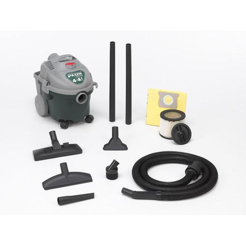 Shop-Vac 5870400 4 Gallon 4.5 Peak HP AllAround Plus Wet Dry Vacuum by Shop-Vac