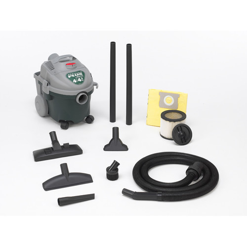 Shop-Vac 4-Gallon 4.5 Peak HP AllAround Plus  Vac, 5870400