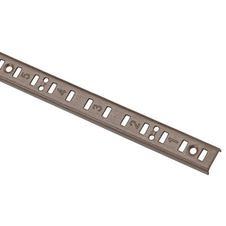 National Hardware 7178973 6 ft. Shelf Standard, Fruitwood ()