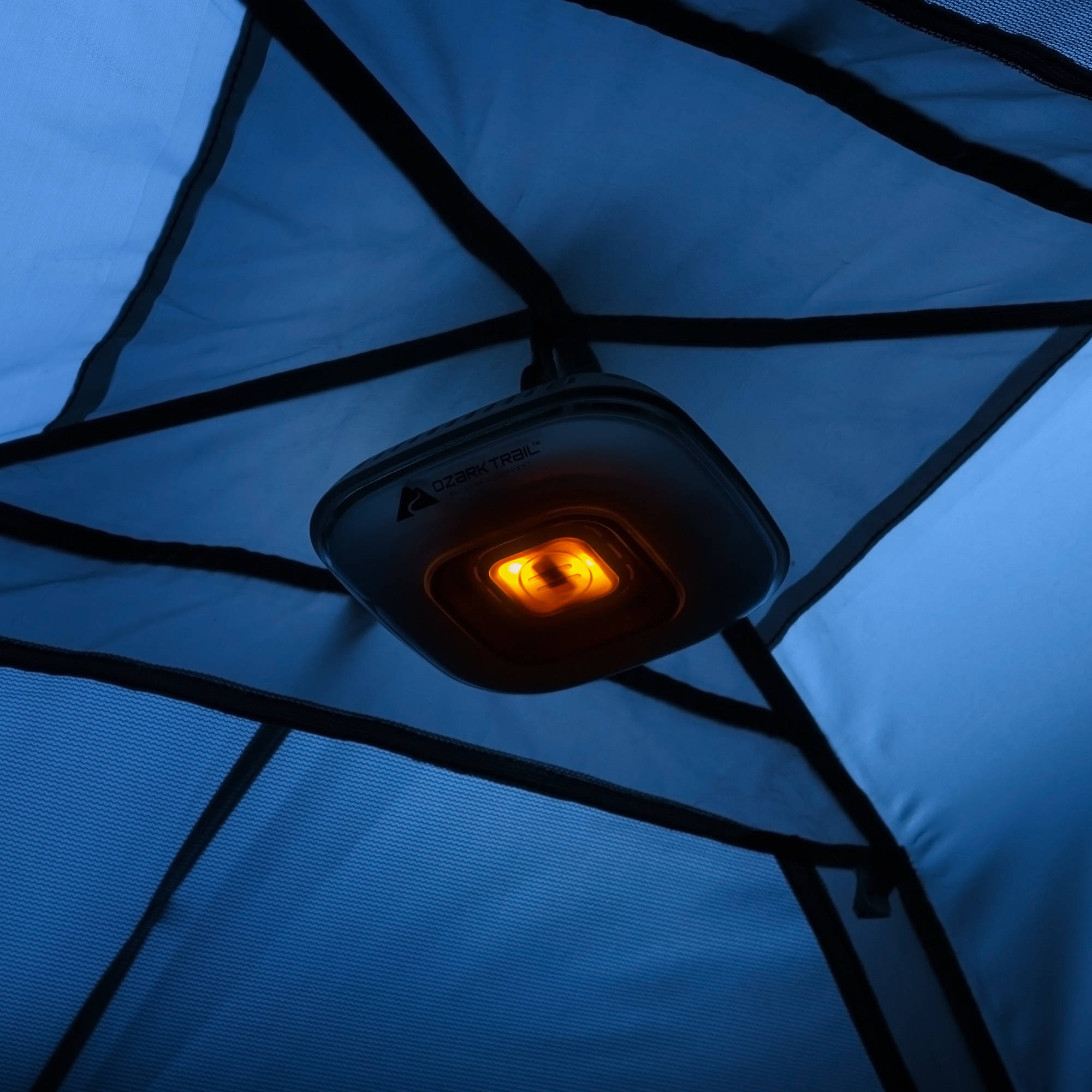 & Ozark Trail Deluxe LED Tent Light - Walmart.com