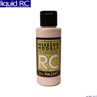 Mission Models MMRC-037 Color Change Blue Water-Based Rc Airbrush Paint 2oz