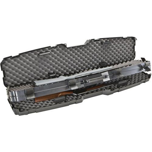 Traveling Storage For Firearms Box Travel Plano Pillared Take Down Gun Case