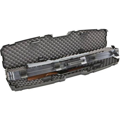 Plano Pro-Max PillarLock Side-by-Side Double Rifle Case, Black