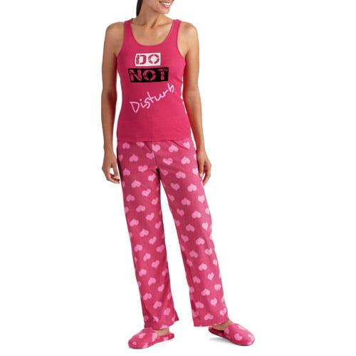 Women's Loungewear 3 Piece Gift Set