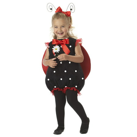 Toddler Lil Lady Bug Costume California Costumes 10002 - Toddler Bug Costumes