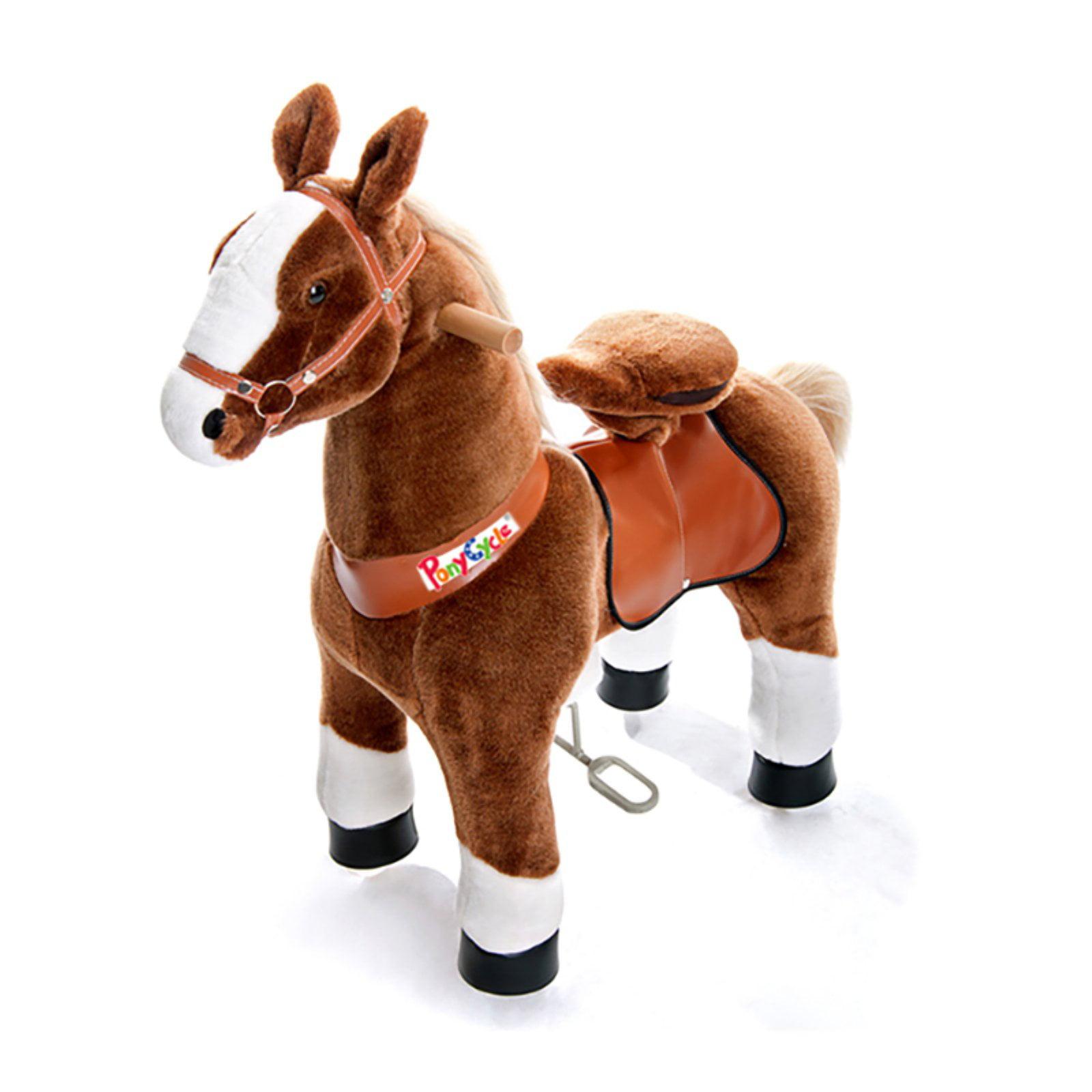 Vroom Rider x PonyCycle Ride-On Horse - Medium