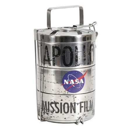 NASA Mission Film Canister Apollo Moon Landing Lunch - Moon Lunch