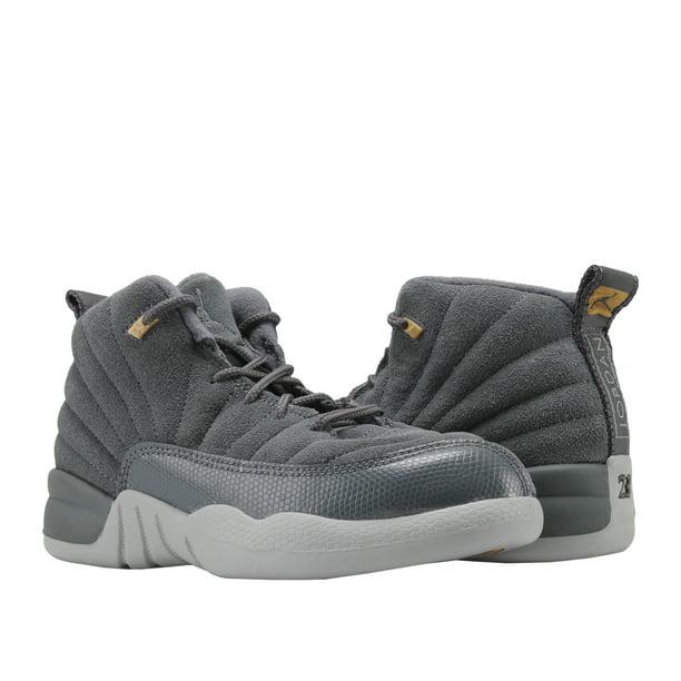Nike Air Jordan 12 Retro BP Little Kids Basketball Shoes Size 11