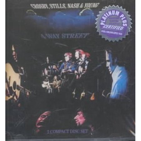 4 Way Street (Jewel Box) (Crosby Stills Nash And Young Box Set)