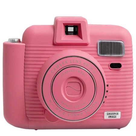 Sharper Image Instant Camera Kit – Pink Now $24.99 (Was $44)
