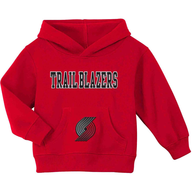 NBA Portland Trail Blazers Team Fleece Hoodie