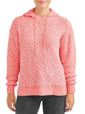 Women's Popcorn Hoodie Sweatshirt
