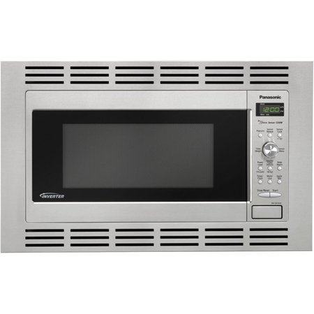 Panasonic 1 2 Cu Ft Microwave 27 Stainless Steel Trim Kit